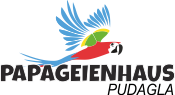 Papageienhaus In Gullivers Welt Pudagla Logo
